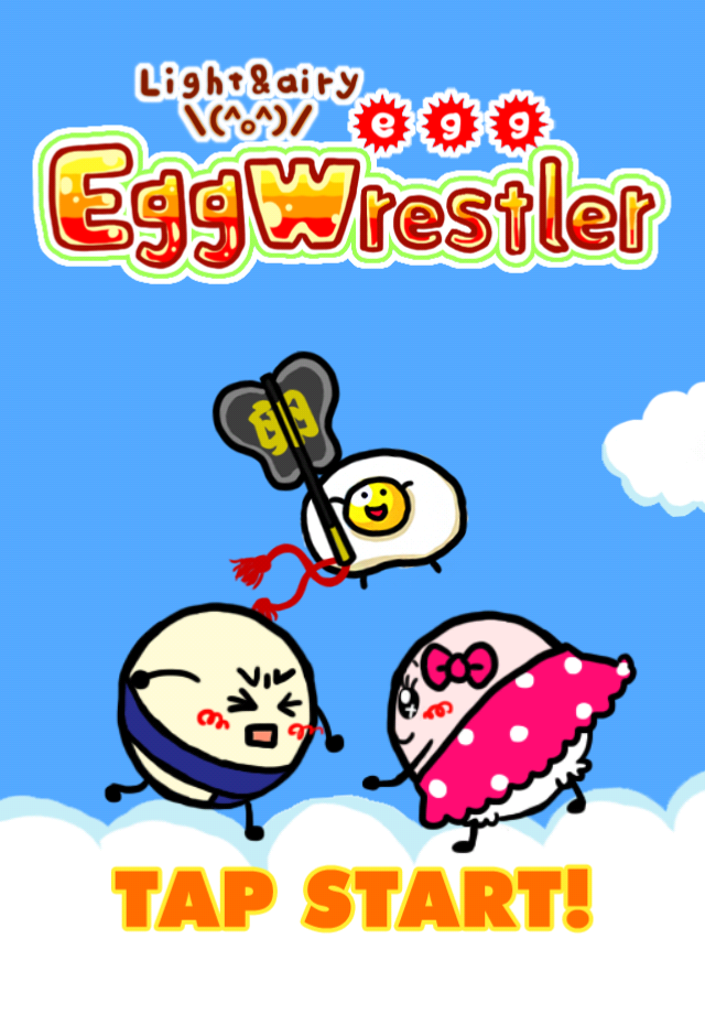 Screenshot Egg \(^o^)/ Sumo Wrestler
