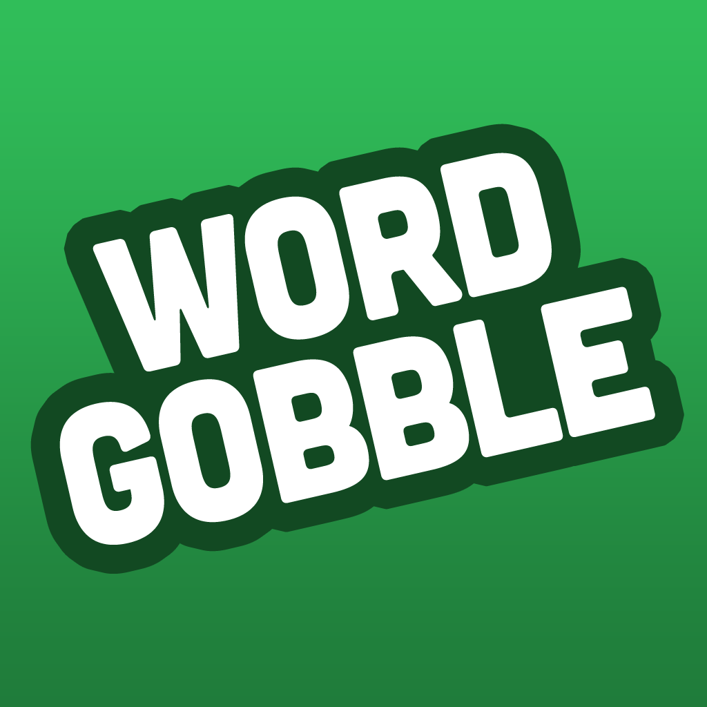 Buy Word Gobble - A free word spelling game (fun and challenging if you enjoy games like ruzzle, scramble, boggle and monsters) on the App Store